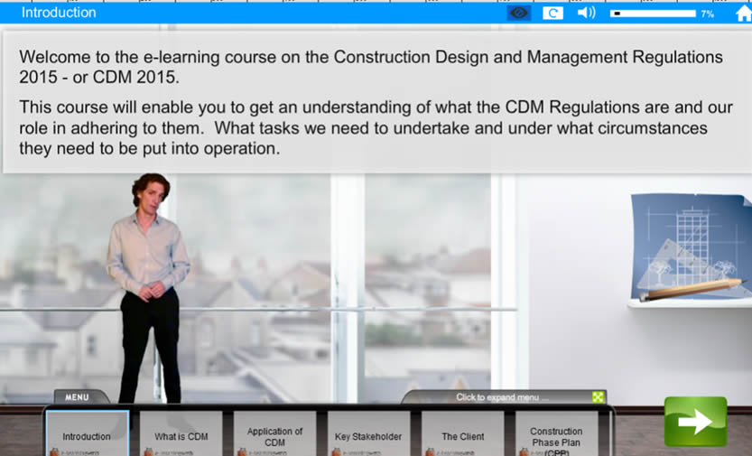 Introduction to CDM e-learning