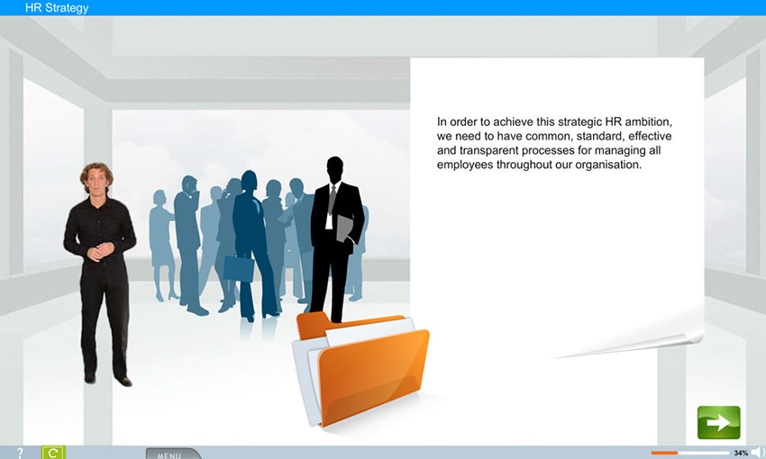 People Management e-learning course