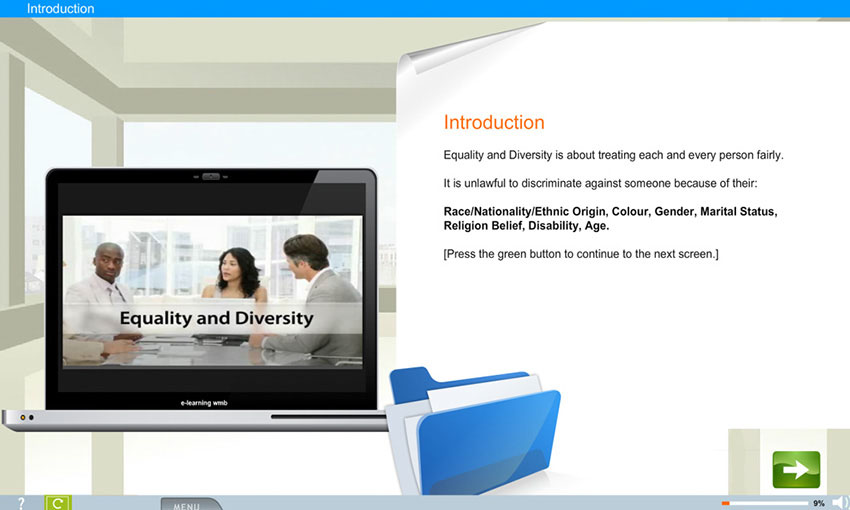 Equality and Diversity e-learning course