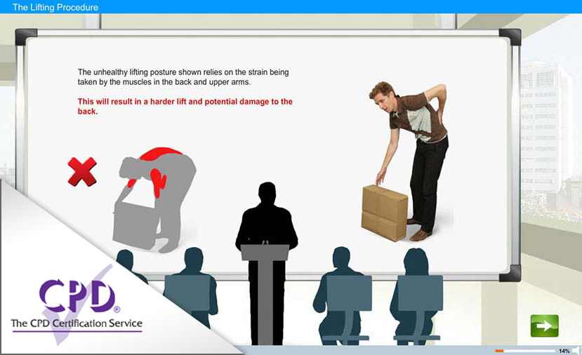 Manual Handling e-Learning