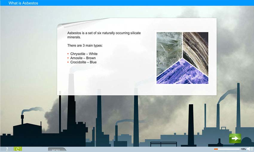 Asbestos Awareness e-Learning